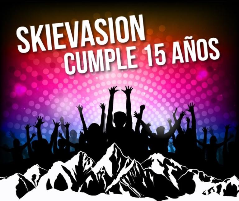 skievasion 15cumple